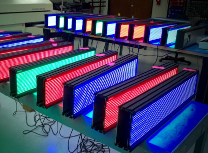 LED Displays by IPdisplays