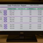 LCD Monitor for Manufacturing Automation - IPdisplays