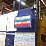 Manufacturing Automation LCD Display - IPdisplays