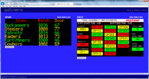 IPdisplays Screenie - Online LCD/LED Display Monitoring